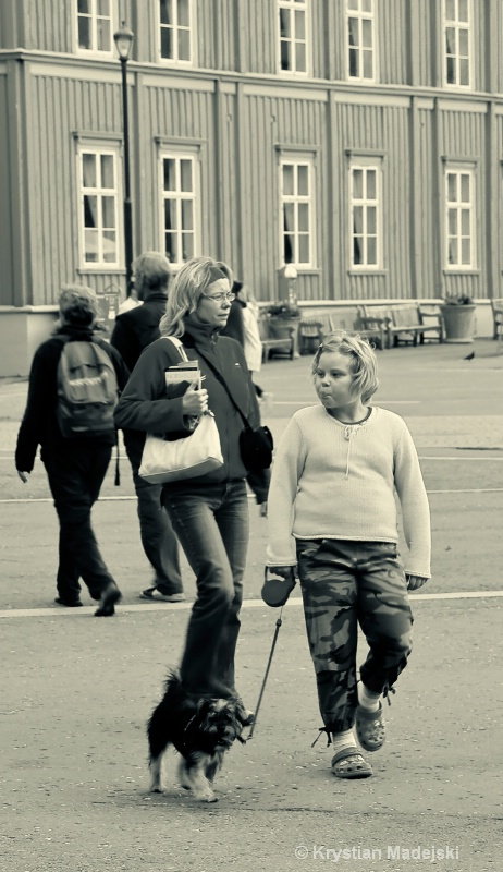 JuJo and Klifort in Trondeim