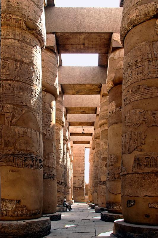 Karnak Temple Luxor, Egypt