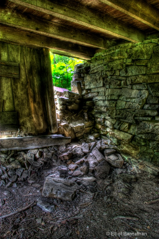 Old House in the Woods 6