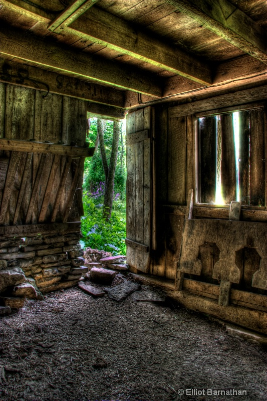 Old House in the Woods 5