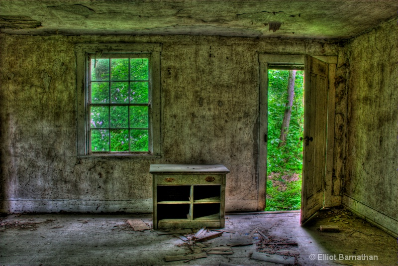 Old House in the Woods 4
