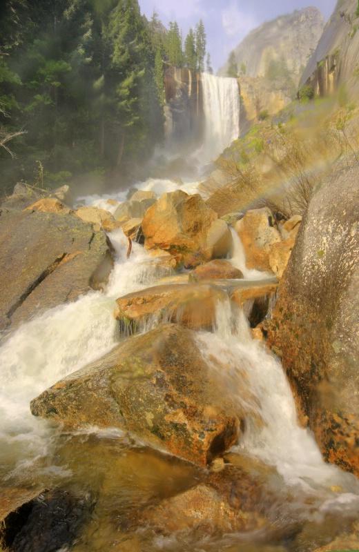 Vernal Falls