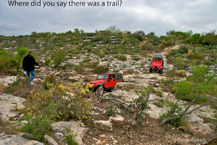 Where is the trail