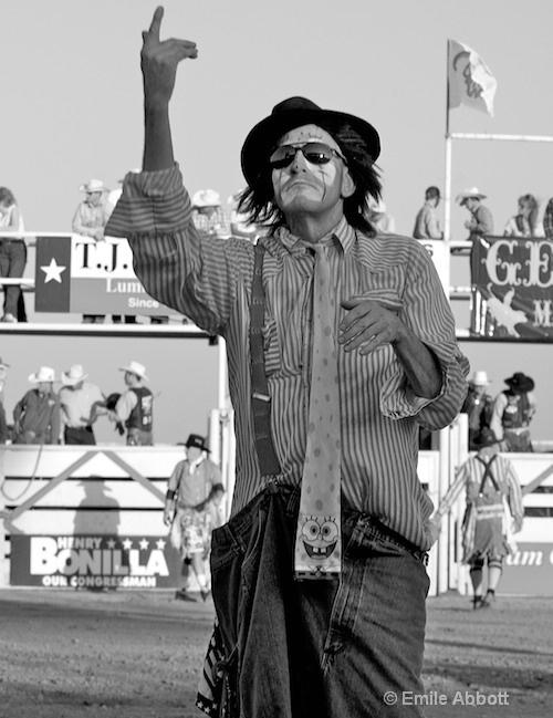 J. G. Crouch Bullfighter/clown