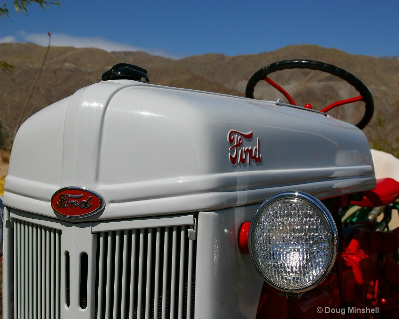 Ford Tractor 3