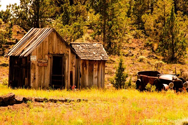 Jim's Junction, Oregon