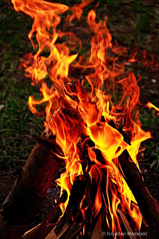 Fireplace Krupski Mlyn Poland