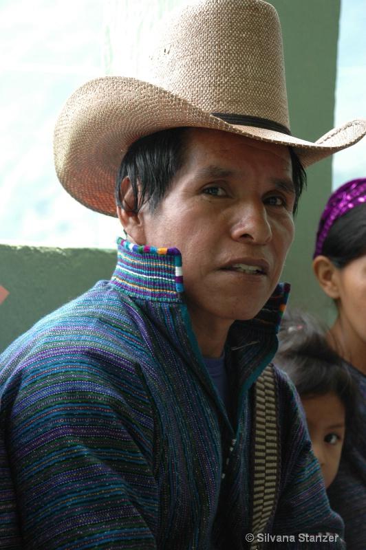 Guatemala Handsome Dad