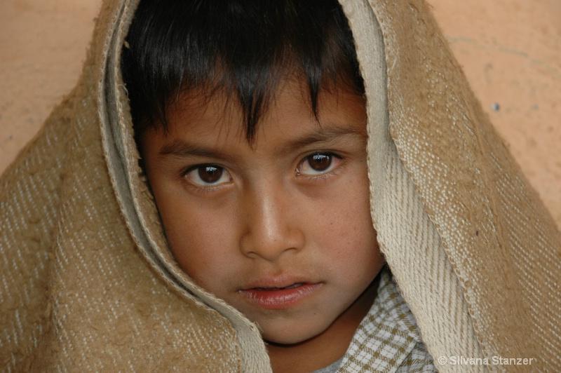 Guatemala boy