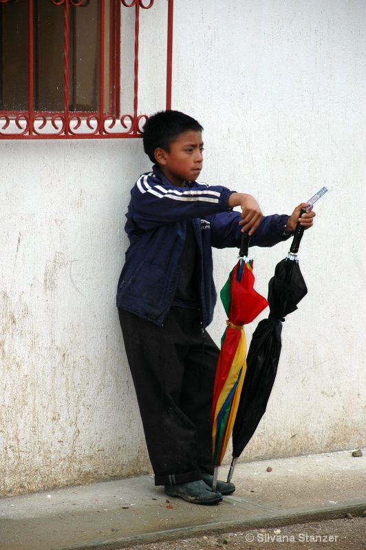 Guatemala Ready for the rain