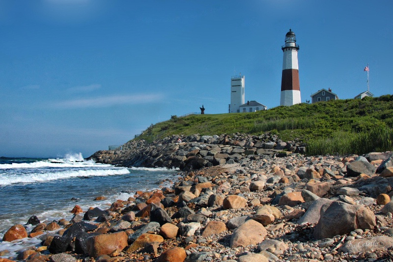 "Montauk Point  ""The End"""