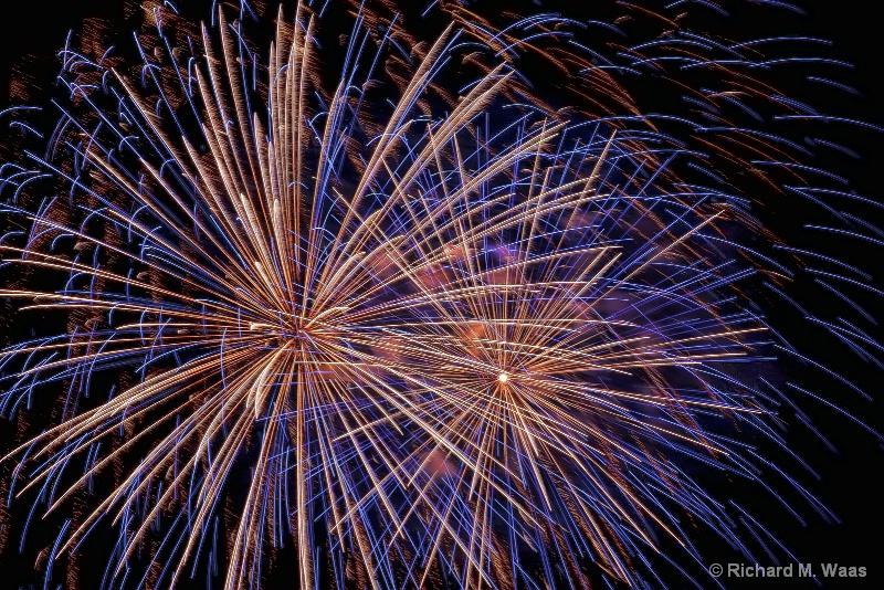 Fireworks over DC #2