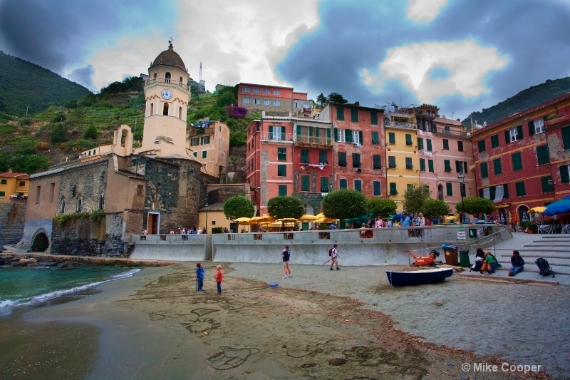 From the waterfront - Manarola