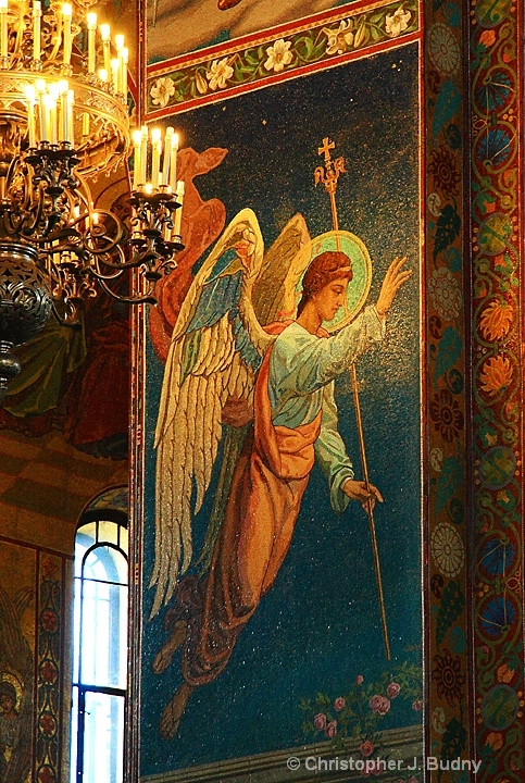 Mosaic Angel
