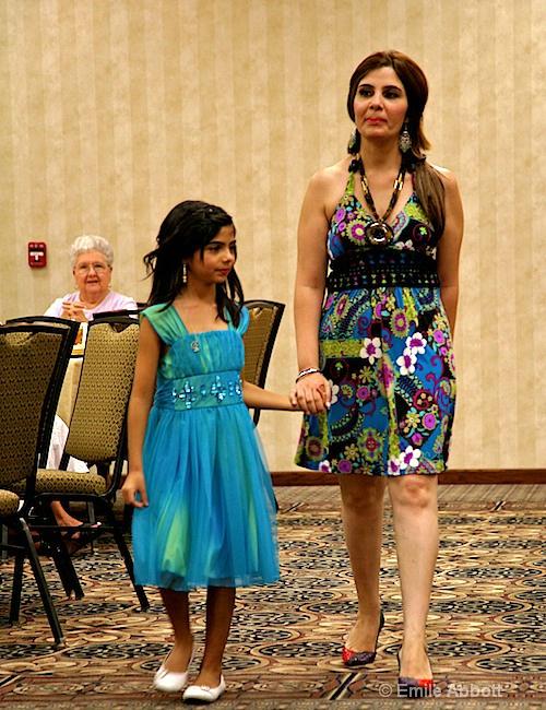 Shadia &  Victoria Khoury