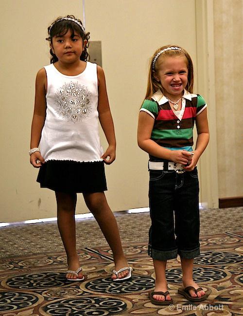 Samantha Lopez &  Alexa Hearn