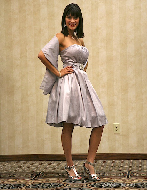 Tania Ortiz Miss Val Verde 2009