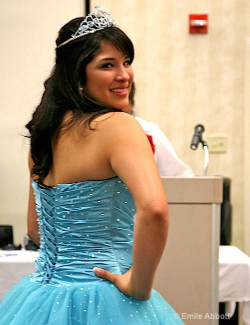 Janell Vera  former Miss Preteen Texas