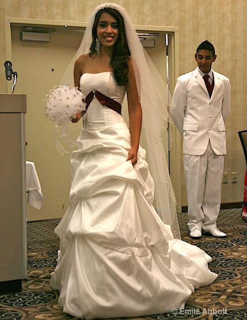 Claudia Garcia Bride
