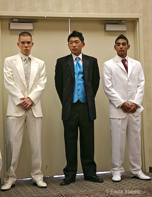 Brides Grooms ( Mark, David, Carlos)