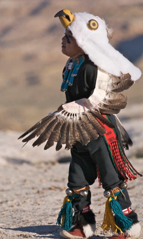 Native Dress for Eagle Dance HTM-029