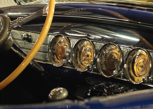 Packard Dashboard