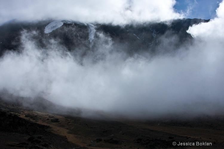 Kibo Peak