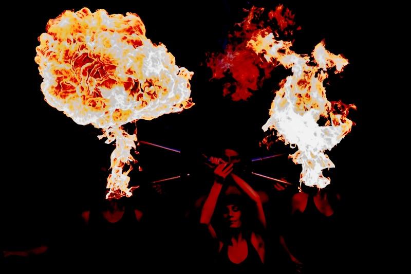 Fire ecstasy
