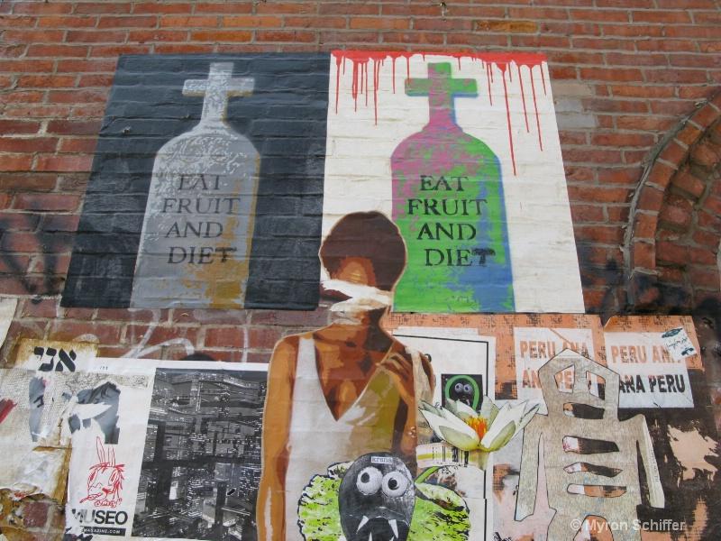 Chelsea Street Art #2