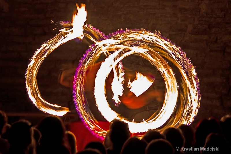 Dance of the fire