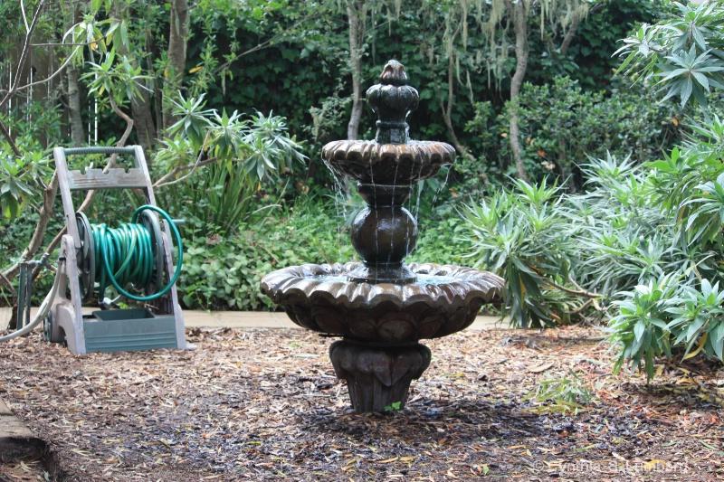 Garden Fountain. . .