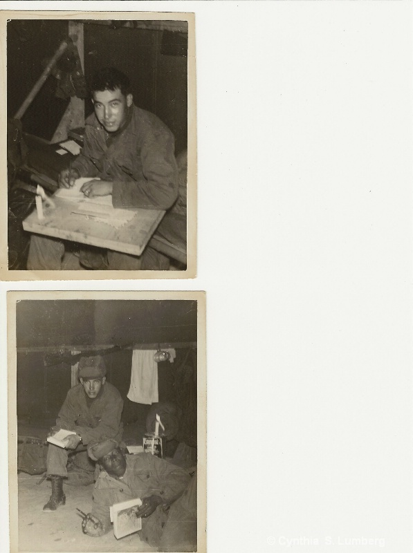 My Father in Korea 1952. . .