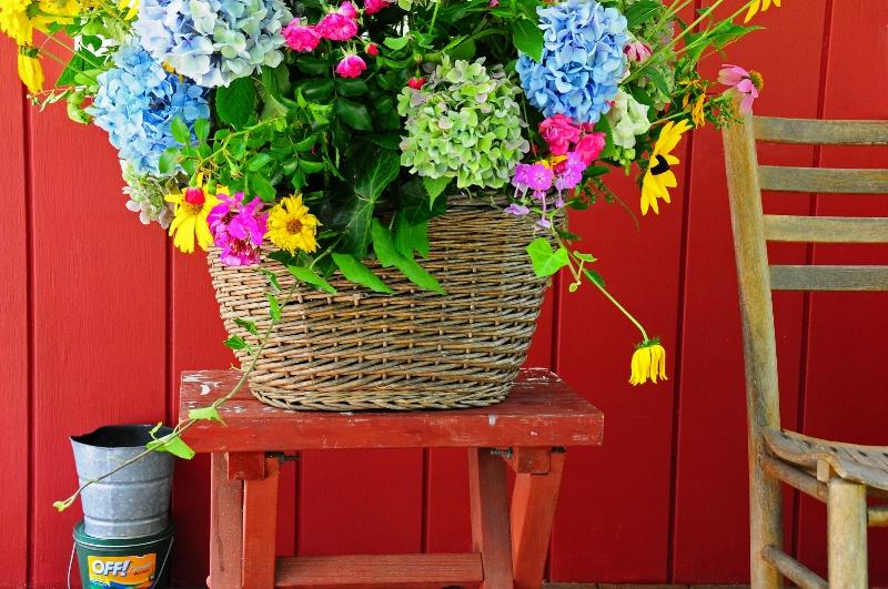 Bouquet At Rest