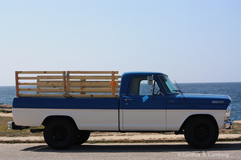 1967 Ford F -250