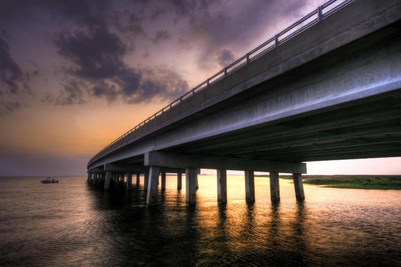 Roanoke Island Bridge