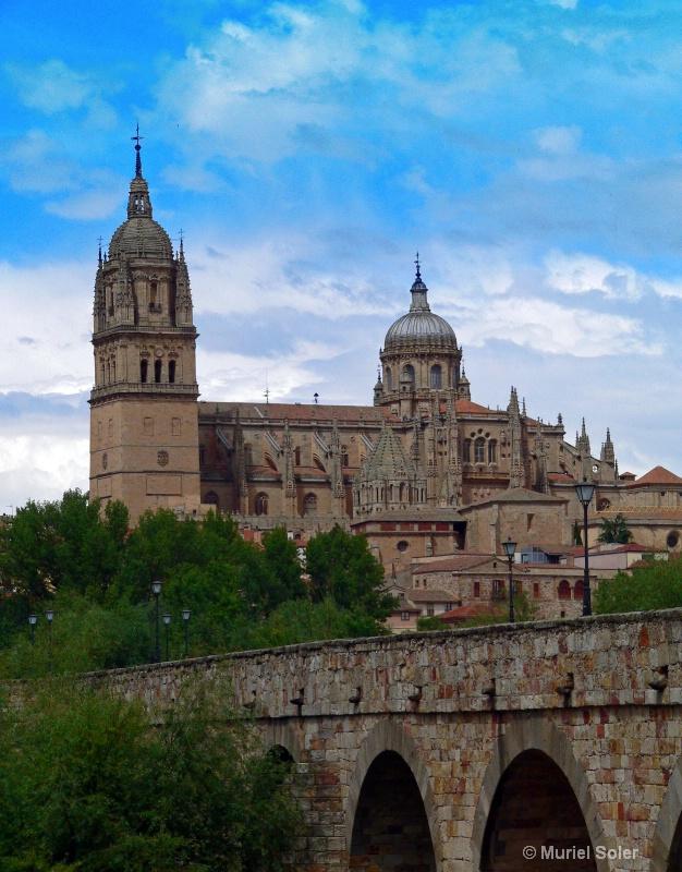 Salamanca, Spain.