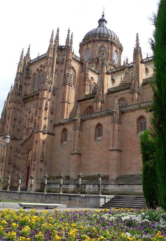 Salamanca, Spain. Cathedral