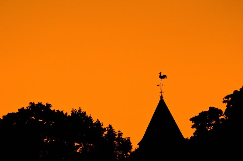 Harvard Sunset