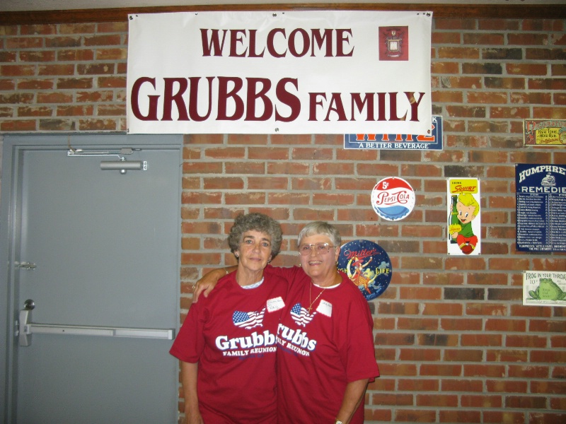 GRUBBS REUNION