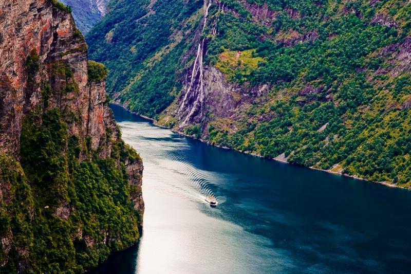 Geirangenfiorden Norway