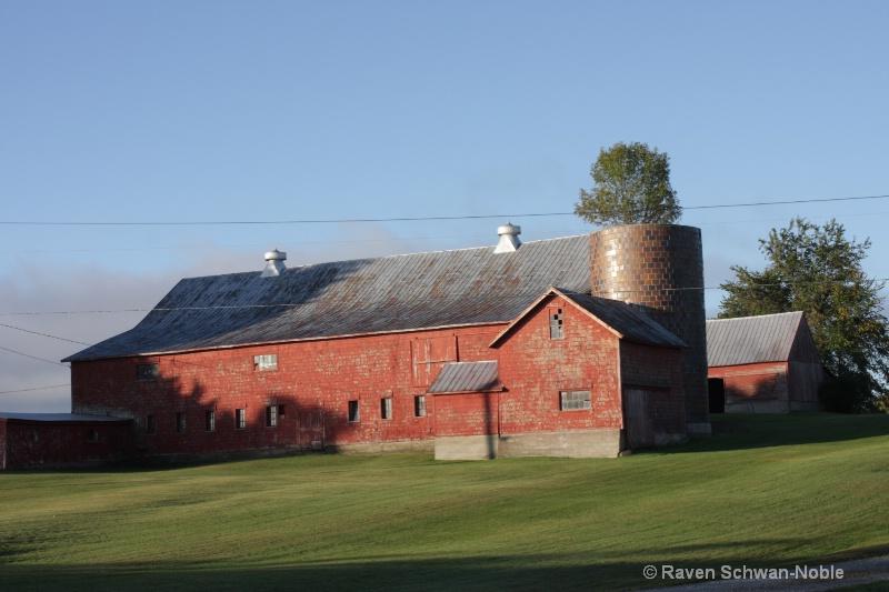 Cook Barn Grand Isle VT