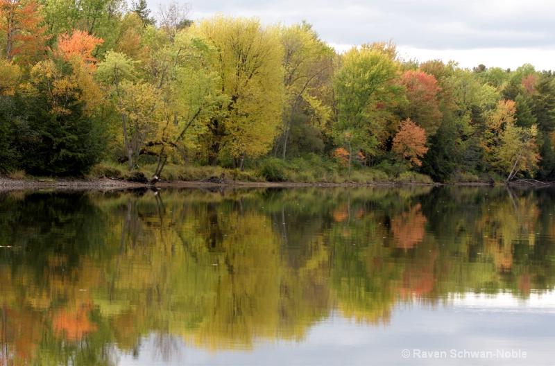 Lamoille River Milton VT