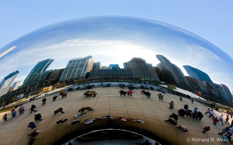 Cloud Gate II