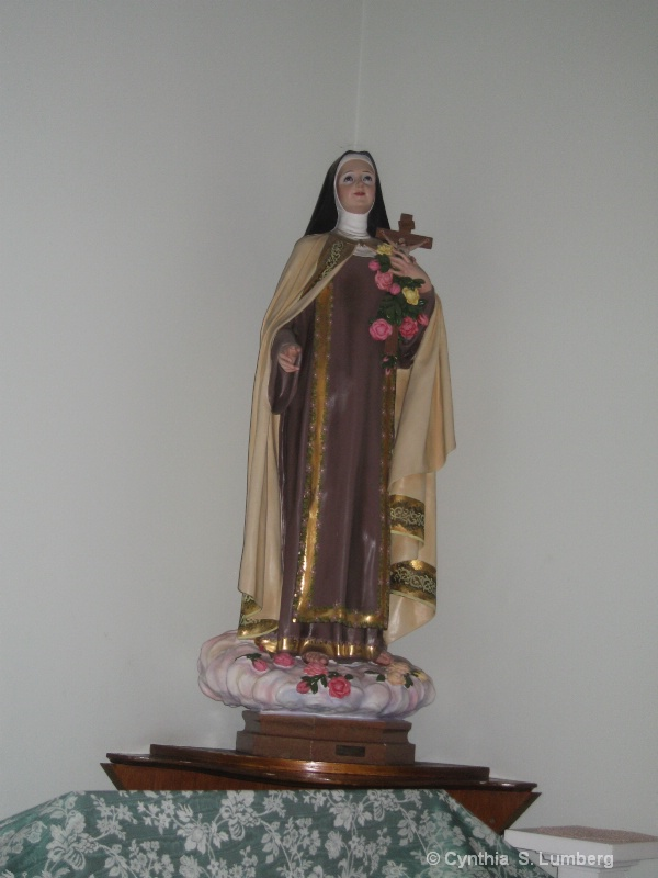 St. Therese, the Little Flower of Jesus