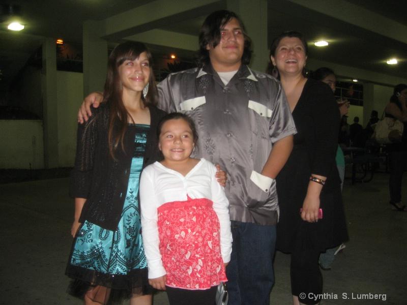 Monet,Layla,Jovan & Jackie