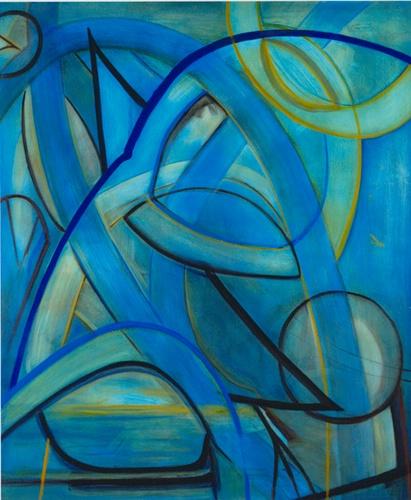 Untitled   6' x 5'