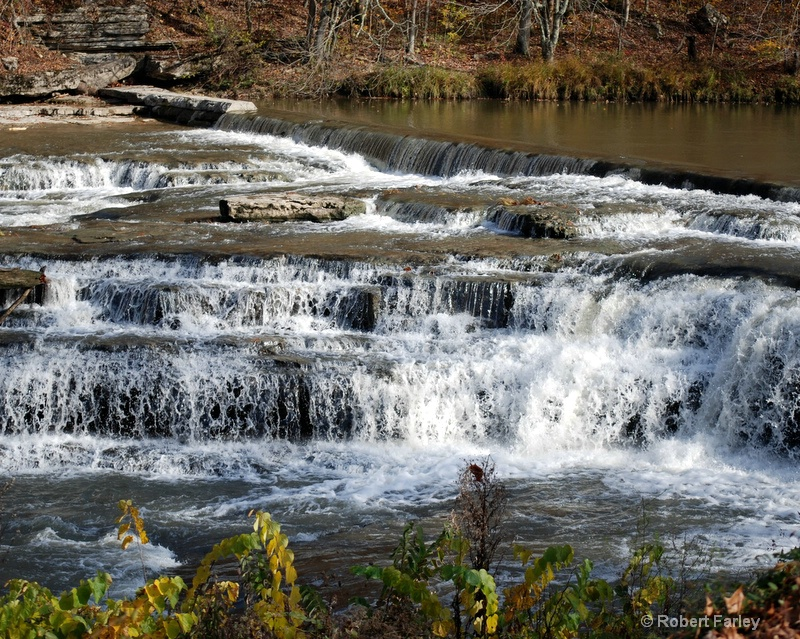 many cascades