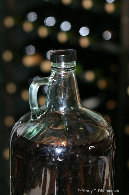 Home Made Wine