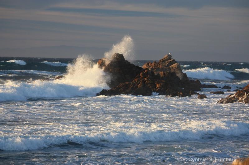 Waves. . .