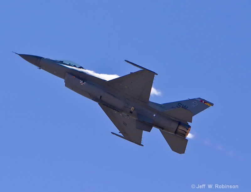 F-16C from Viper East